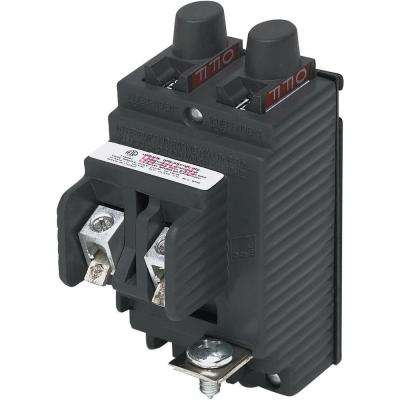 20-Amp 1-1/2 in. Duplex Single-Pole Type P UBI Replacement Circuit Breaker