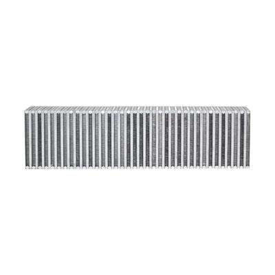 Vertical Flow Intercooler Core 24in. W x 6in. H x 3.5in. Thick