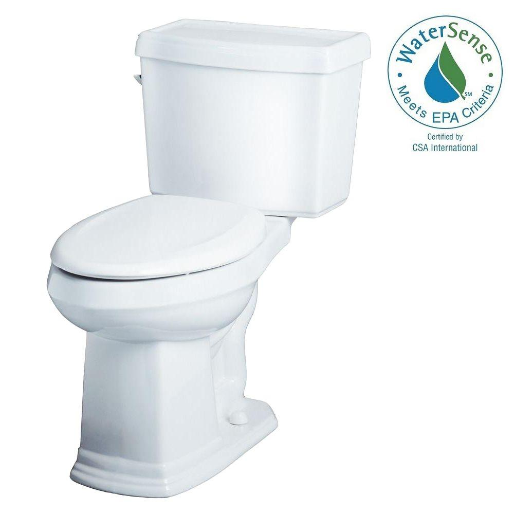 Gerber - Toilets - Toilets, Toilet Seats & Bidets - The Home Depot
