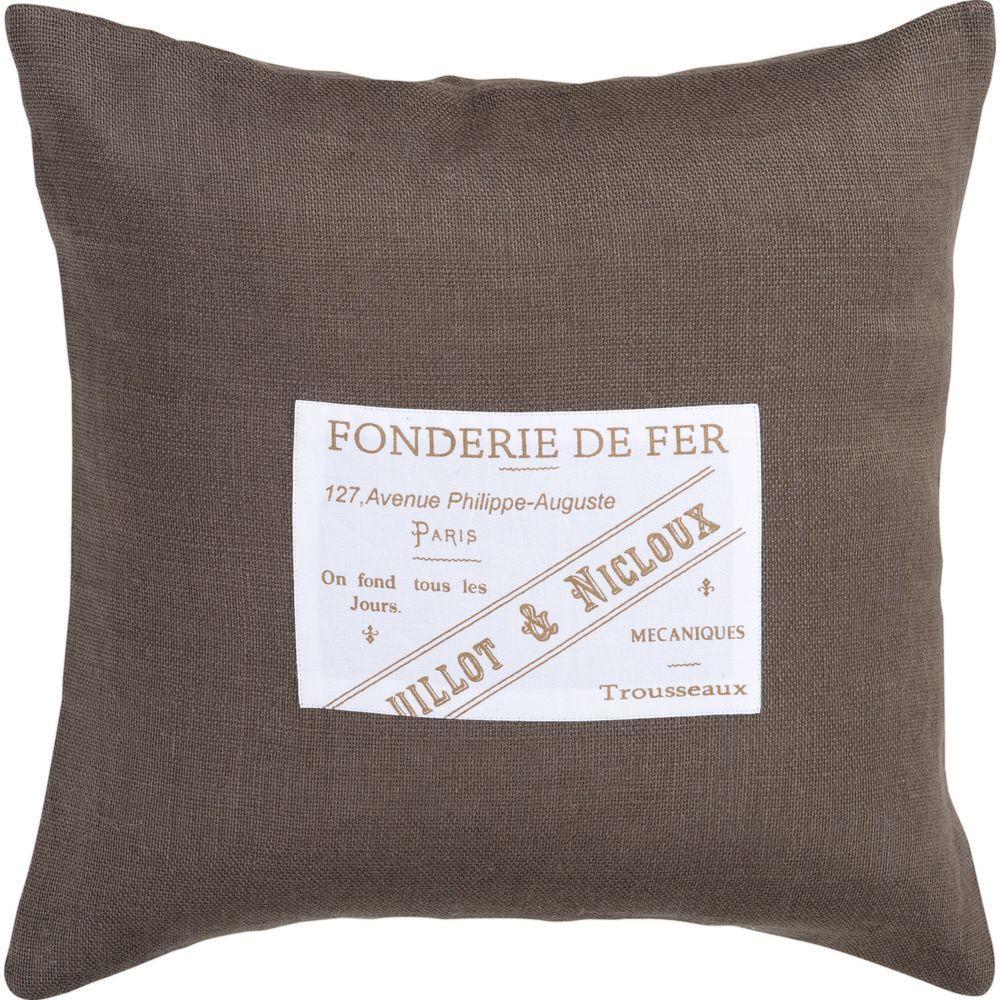 Artistic Weavers Paris1 18 in. x 18 in. Decorative Down Pillow