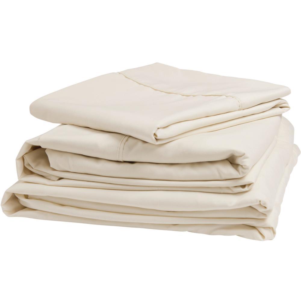 Lippert Components 656549 Denver Mattress Perfect-Fit Pillow Protector-King