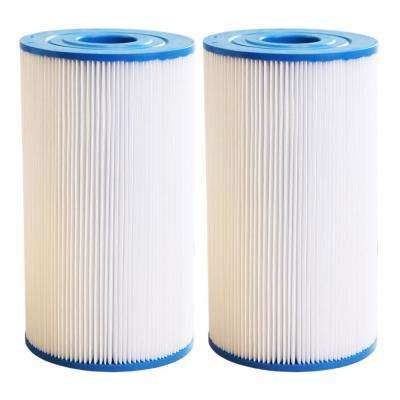 30 sq. ft. Spa Filter Cartridge for Watkins 31489, Hot Spring and Watkin (2-Pack)