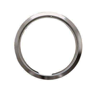 8 in. Large Trim Ring in Chrome (1-Pack)