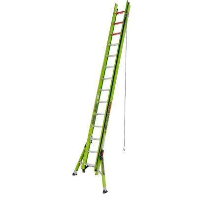 HyperLite W/Sumo 28 ft. Type IA Fiberglass Extension Ladder