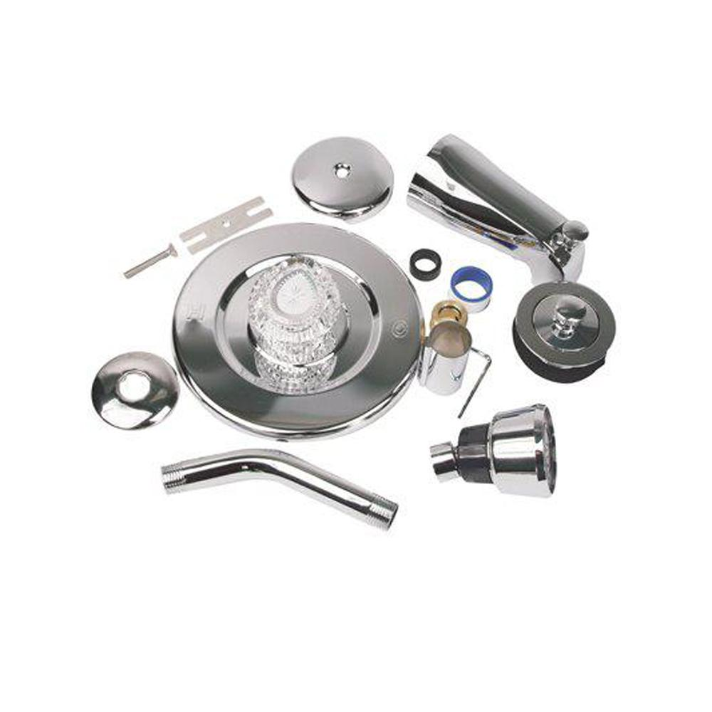 Mixet Rebuild Kit Single Lever Faucet in Brushed Nickel