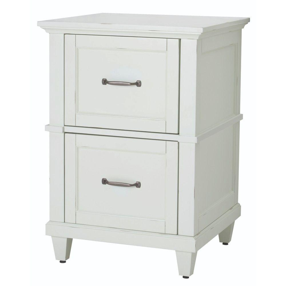 Awesome Home Decorators Collection Martin White File Cabinet