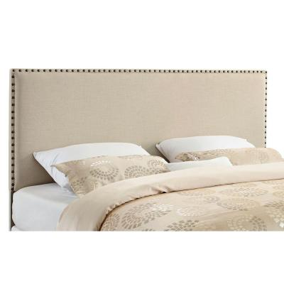Contempo Natural King Headboard