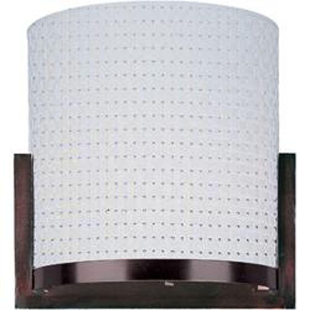 null Elements 2-Light Oil-Rubbed Bronze Sconce
