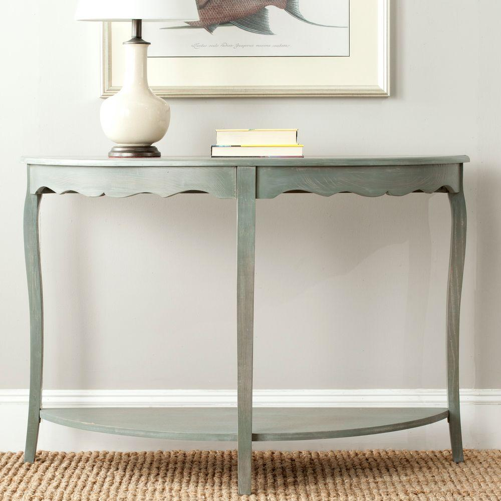 Safavieh Christina French Grey Console Table
