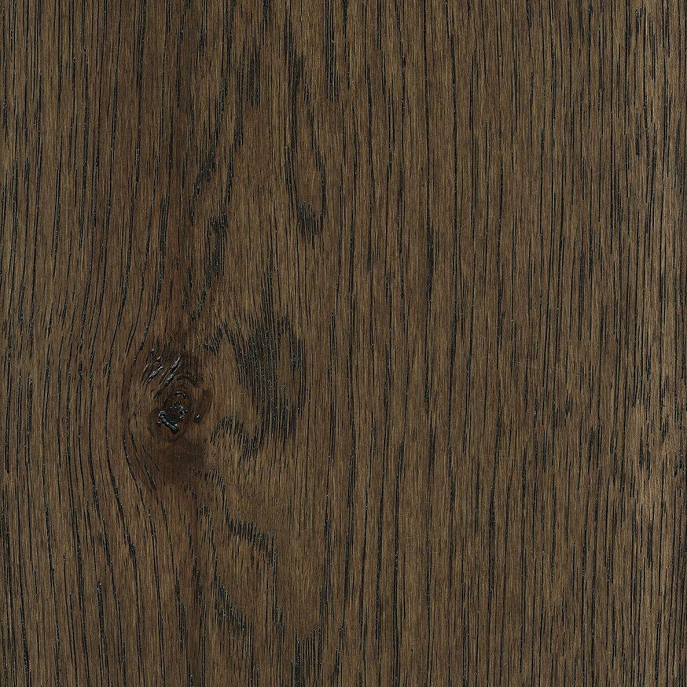 Take Home Sample - Wire Brushed Ashor Hickory Hardwood Flooring -