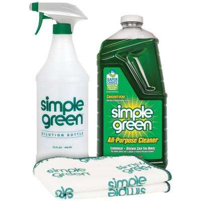 Original Scent 2 l Daily Cleaning Kit