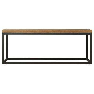 Touchard Brown Coffee Table
