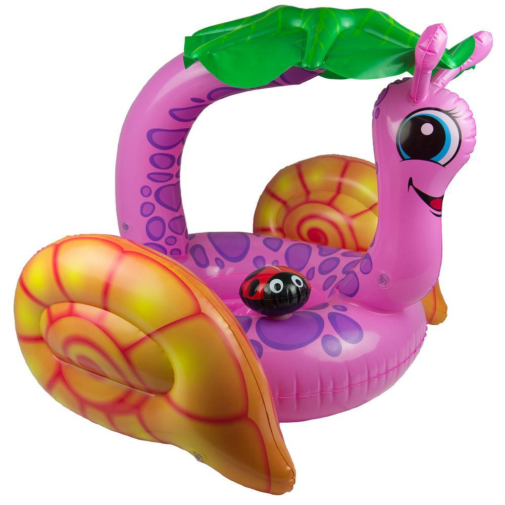 Snail Baby Rider