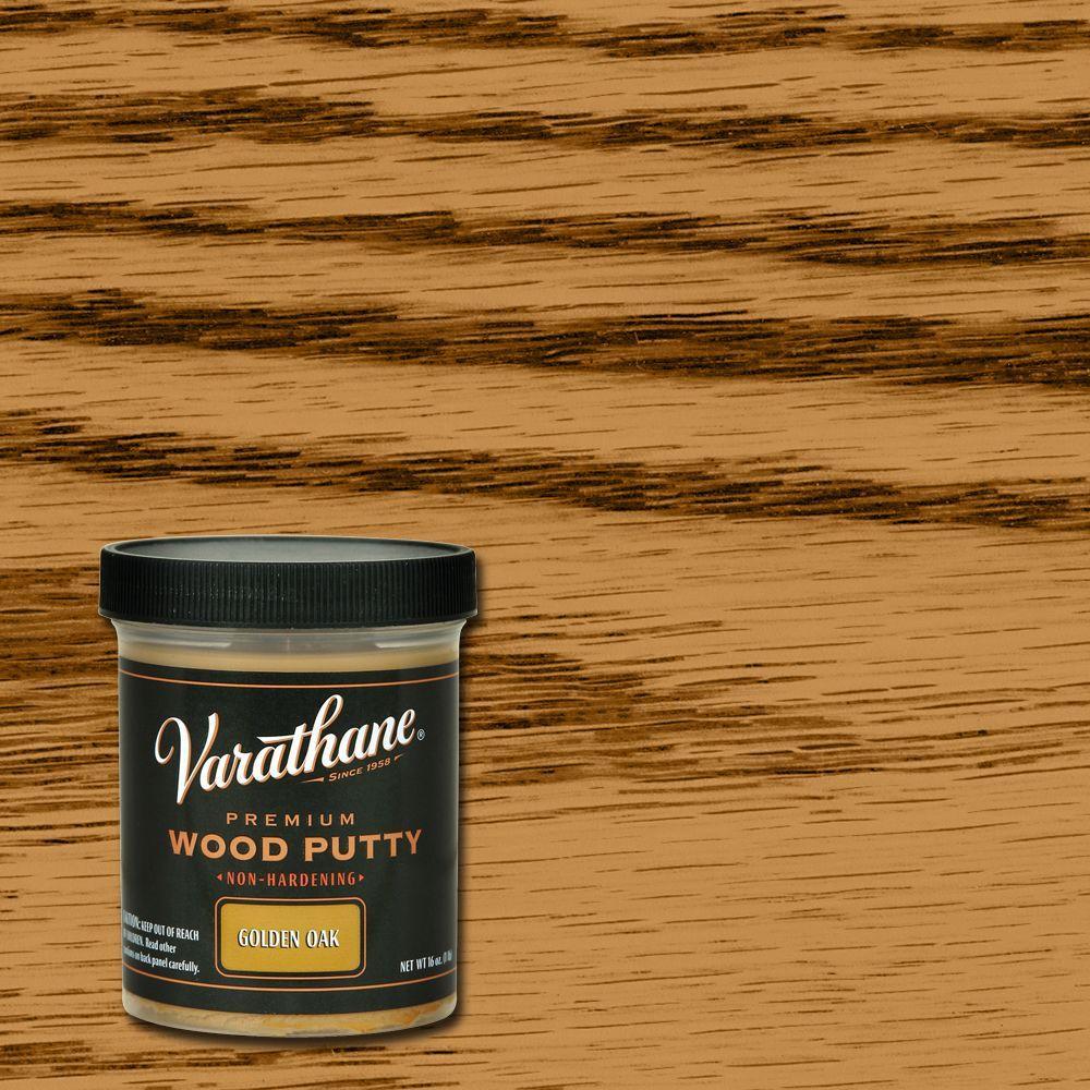 16 oz. Golden Oak Wood Putty (Case of 4)