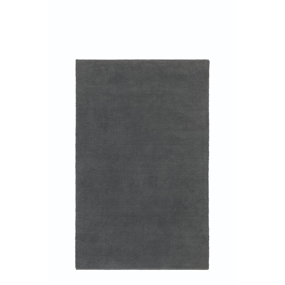 Home decorators collection royale chenille grey 3 ft 6 in for Home decorators chenille rug