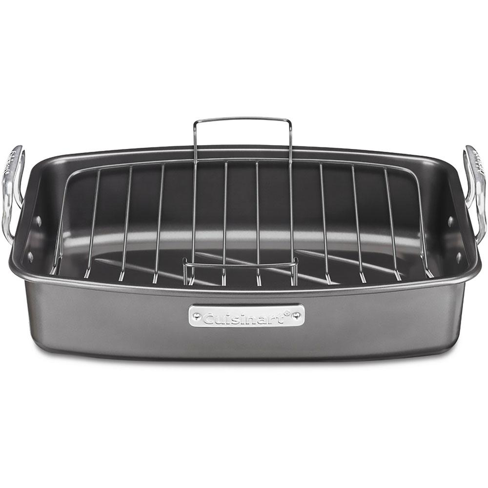 8-Piece Ovenware Nonstick Roasting Set
