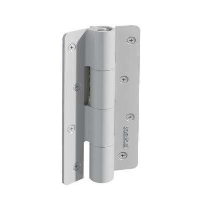 5.905 in. x 7.87 in. White Heavy Duty Butterfly Hinge