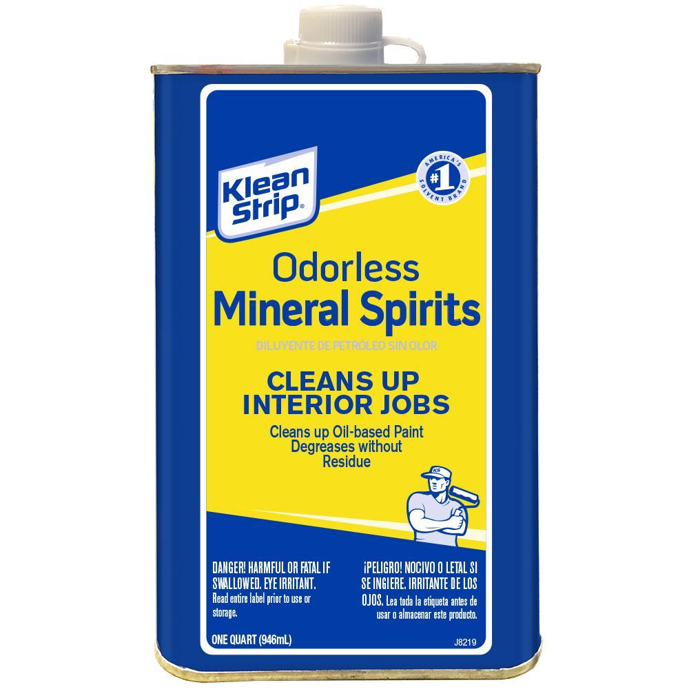 1 Qt Odorless Mineral Spirits