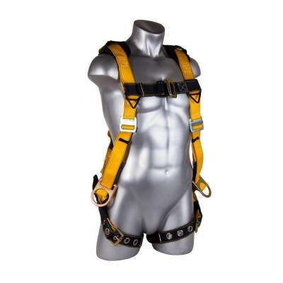M-L Seraph Harness with TB Leg Straps & Side D-Rings
