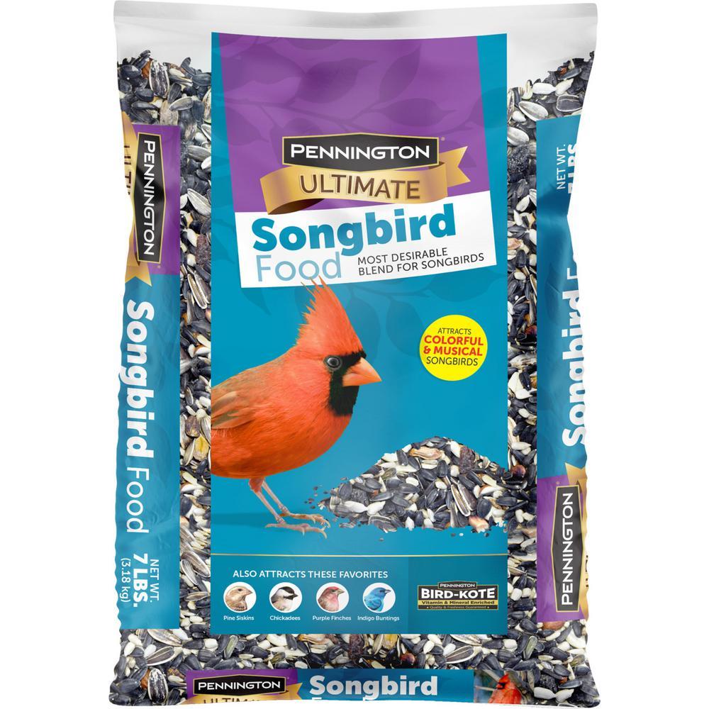 Ultimate 7 lbs. Songbird Food Seed Blend