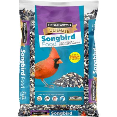 Ultimate 7 lbs. Songbird Food Seed Blend