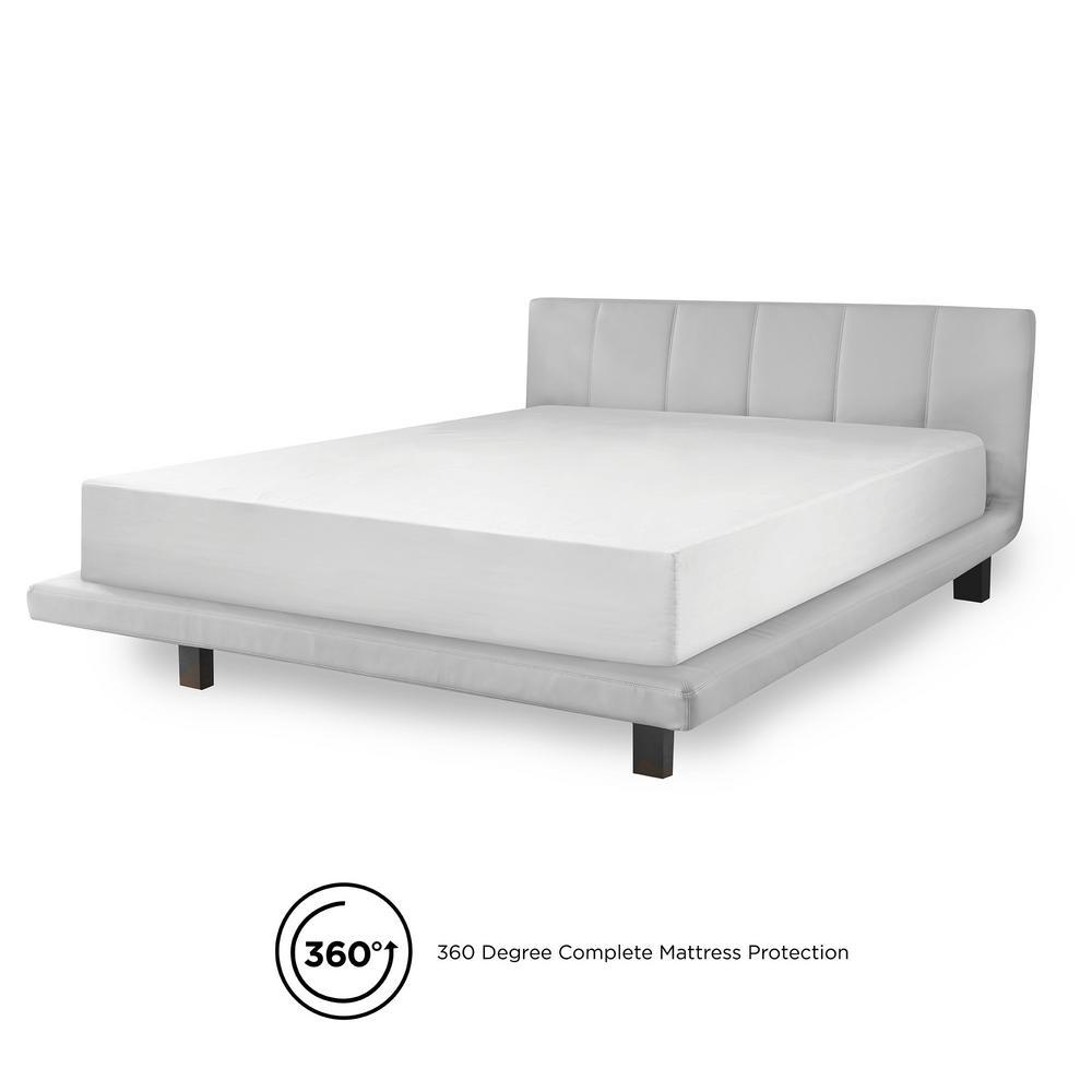 Sensorpedic Healthguard Cotton Bed Bug Protection Queen Mattress