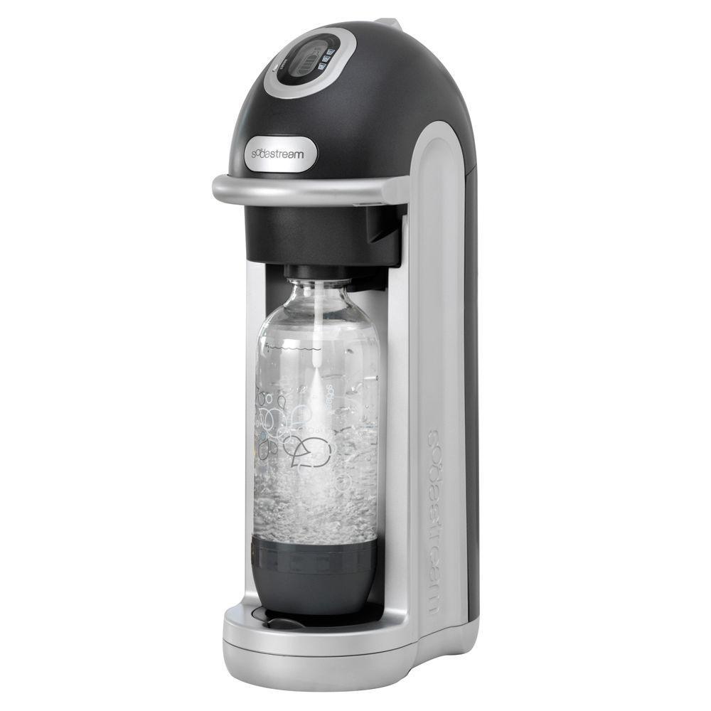 SodaStream Fizz Home Soda Maker Starter Kit - Black-DISCONTINUED