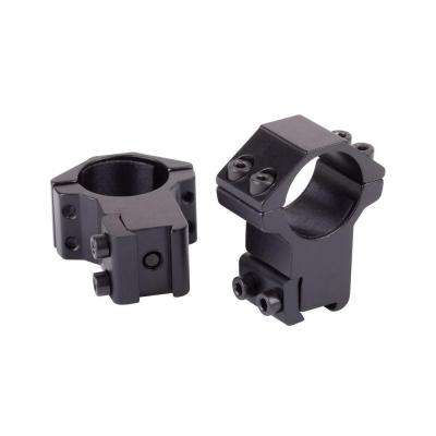 CenterPoint High Profile Dovetail Rings for Airguns and Premium 0.22 Rifles (2-Piece)