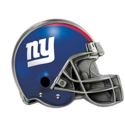 New York Giants Helmet Hitch Cover