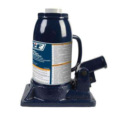 12-Ton Professional Bottle Jack