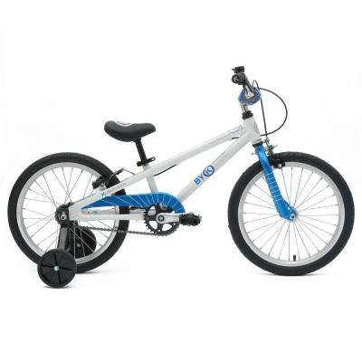 E-350 18 in. Wheels, 8 in. Frame Blue Kid's Bike