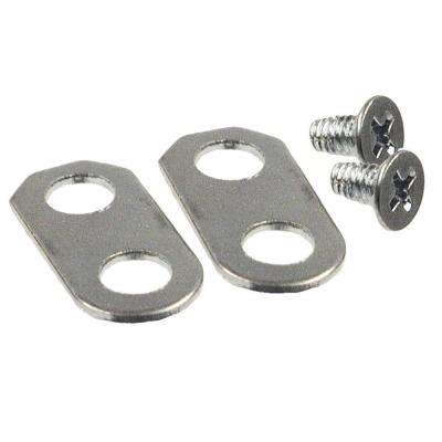 Weatherproof Box Mounting Lugs and Screws (2-Pack)
