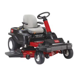 Toro TimeCutter SWX5050 50 inch Fab 24.5 HP V-Twin Zero-Turn Riding Mower with Smart Park by Toro