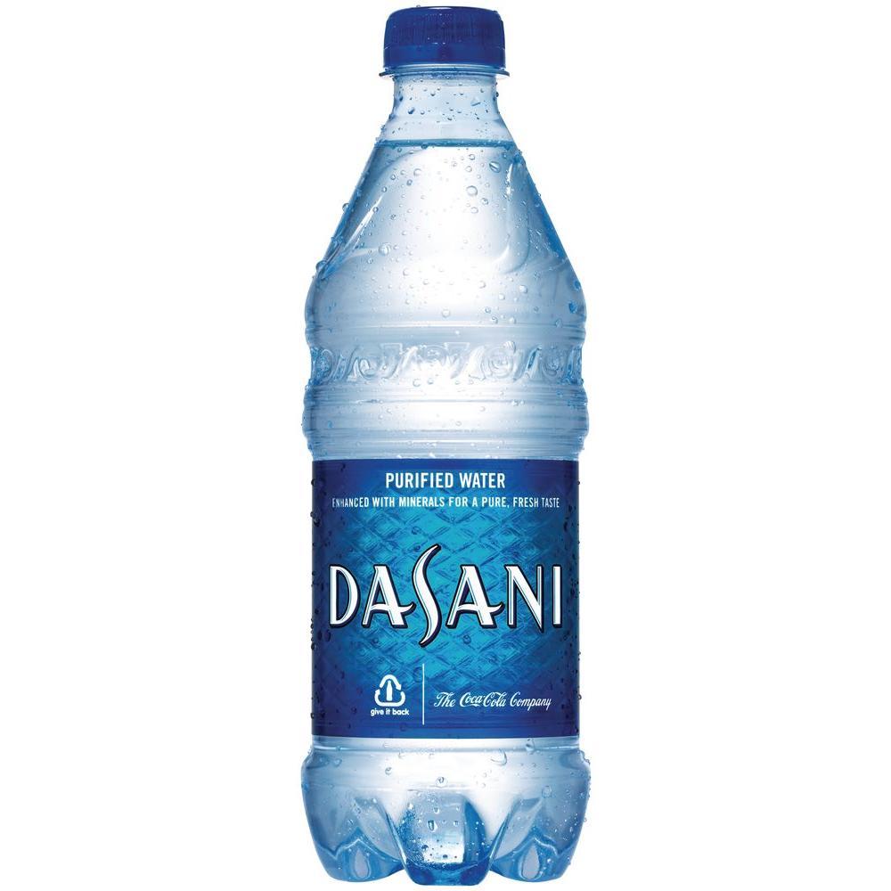 Dasani 20 oz. Dasani Water