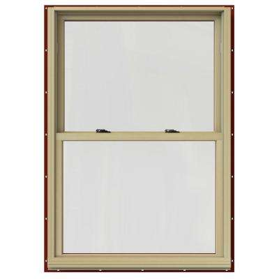 33.375 in. x 60 in. W-2500 Double Hung Clad Wood Window