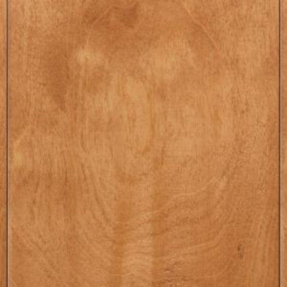 Take Home Sample - Hand Scraped Maple Durham Engineered Hardwood Flooring - 5 in. x 7 in.