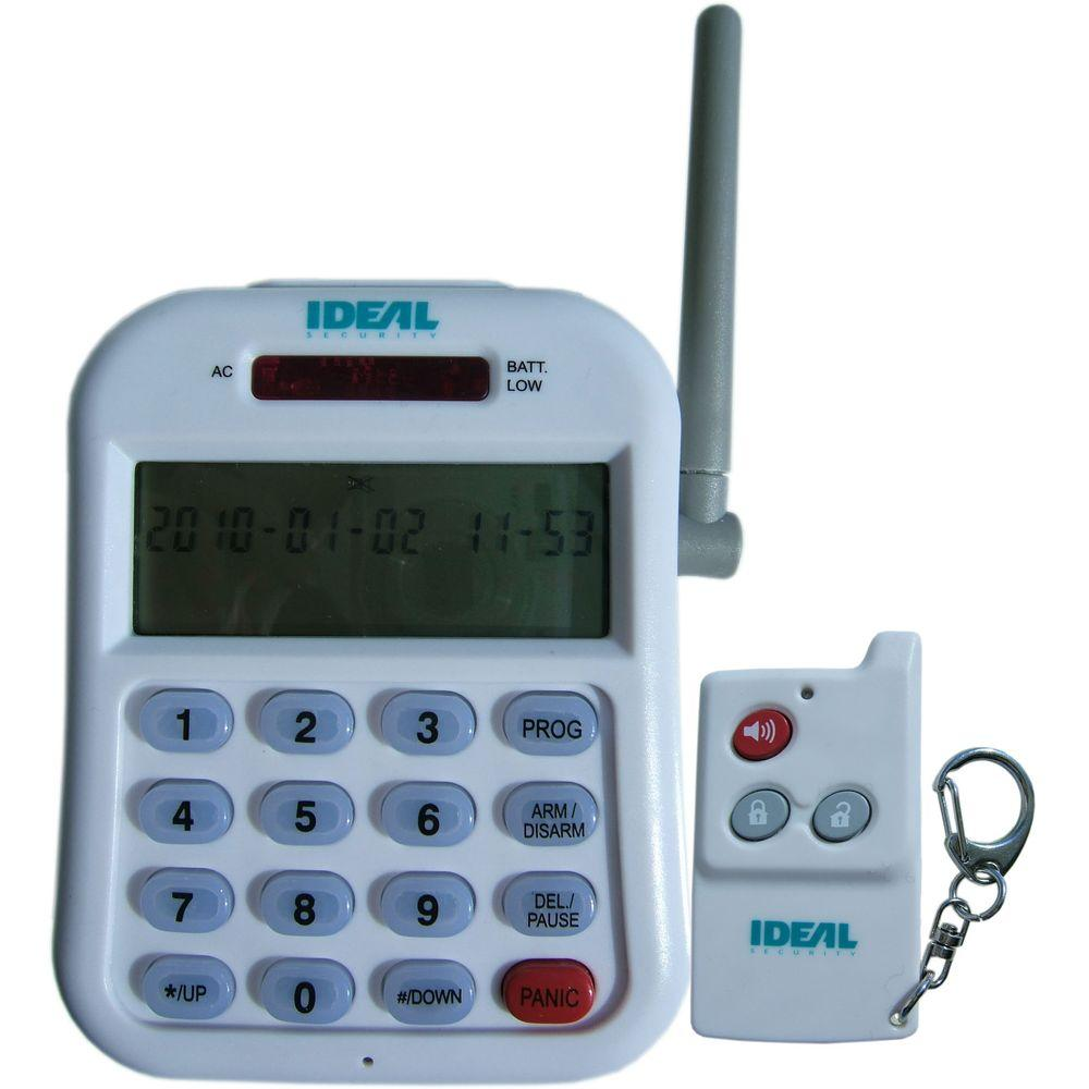 IDEAL Security Alarm Centre and Telephone Dialer