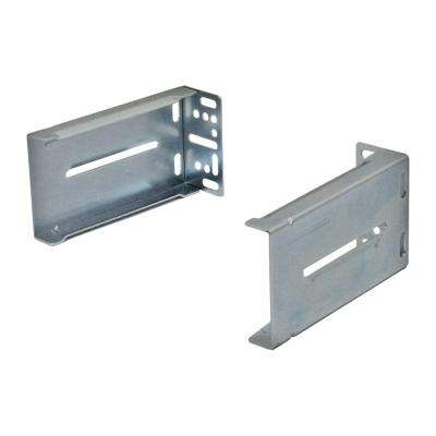 Metal Back Socket for Face Frame Drawer Application