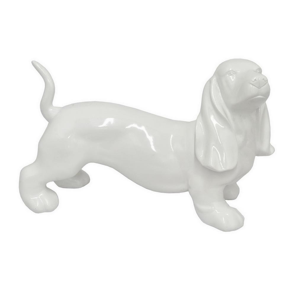 14.25 in. Dog Figurine Tabletop