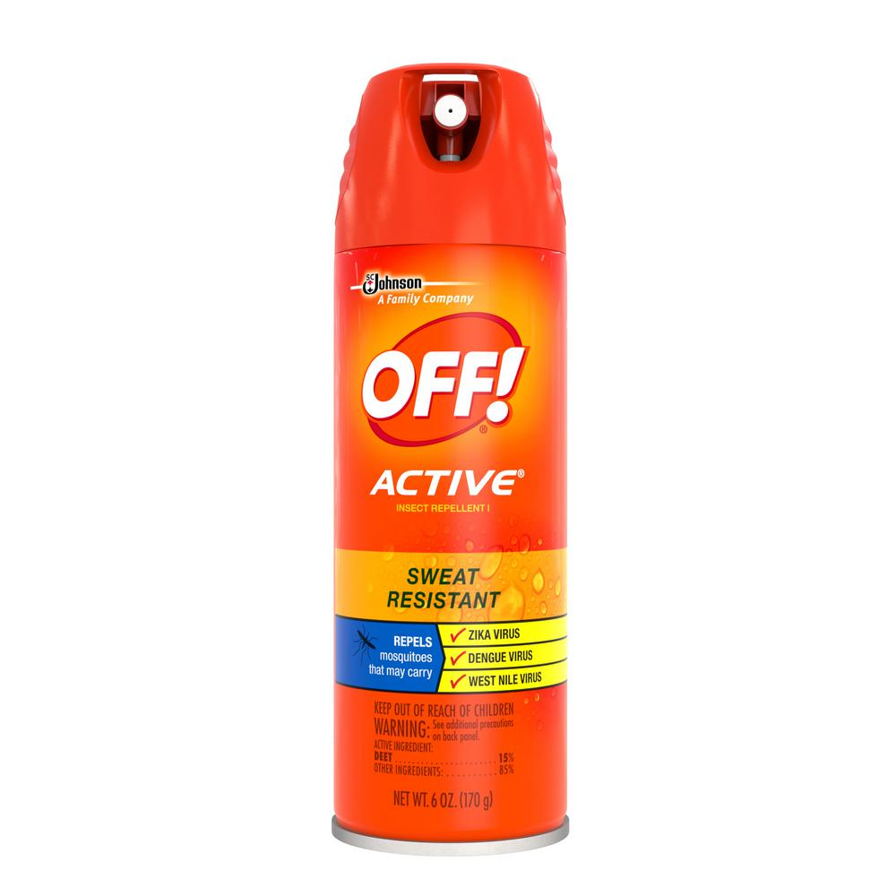 OFF! 6 oz. Active Personal Repellant
