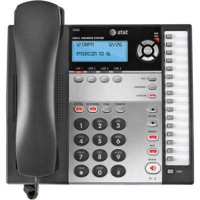 1040 4-Line Speakerphone
