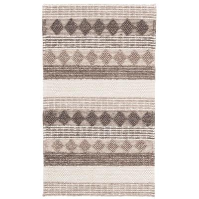Natura Gray/Ivory 3 ft. x 5 ft. Area Rug