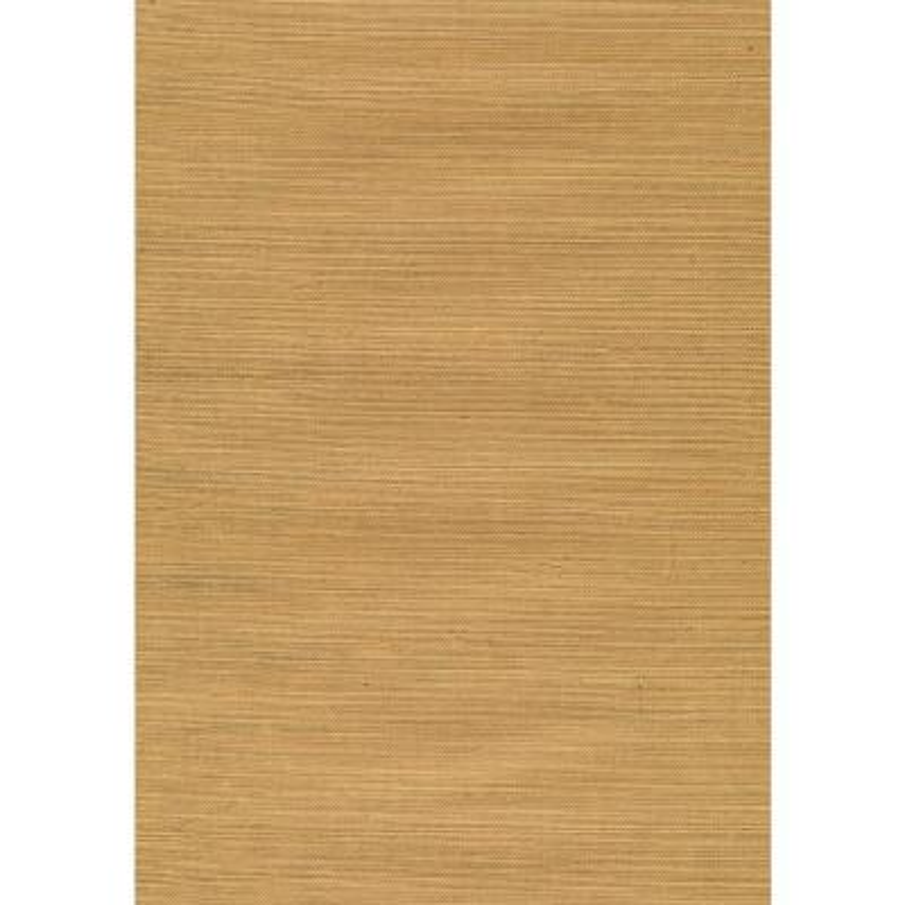 72 sq. ft. Airi Beige Grasscloth Wallpaper