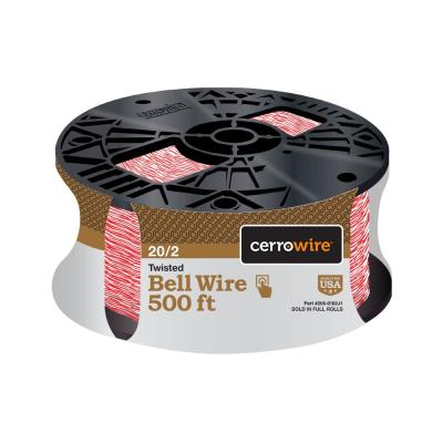 500 ft. 20/2 Twisted Bell Wire
