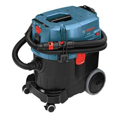9 gal. Corded Dust Extractor Wet/Dry Vac with Semi Filter Clean