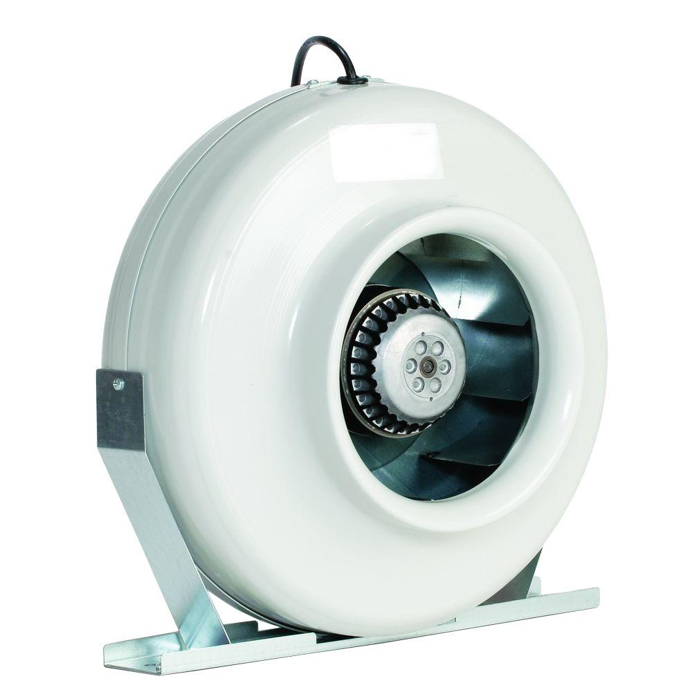 Can Filter Group S 800 8 in. 483 CFM Ceiling or Wall Can Bathroom Exhaust Fan