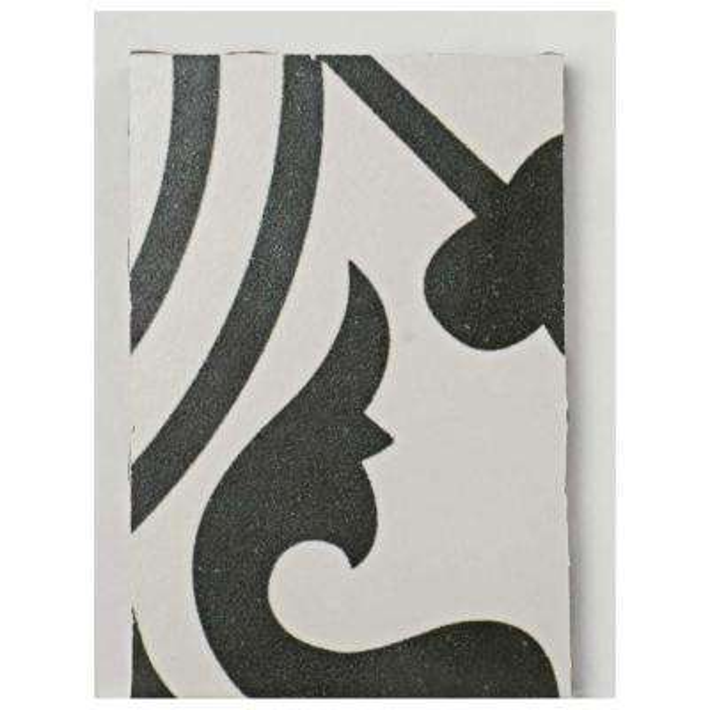 Arte White Porcelain Floor and Wall Tile - 3 in. x 4 in. Tile Sample
