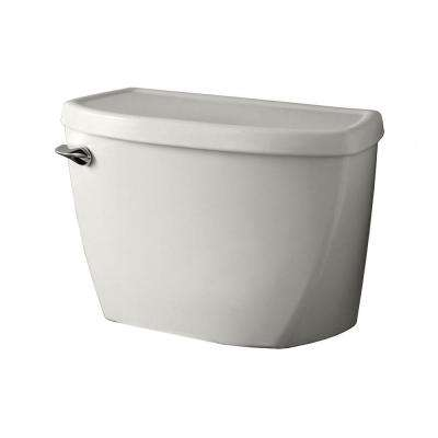 Cadet Pressure-Assisted FloWise 1.6 GPF Single Flush Toilet Tank Only in White