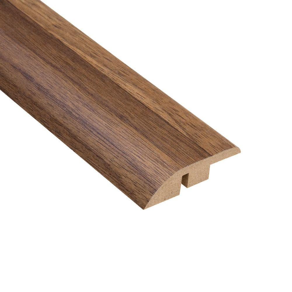 Home Legend Authentic Walnut 1/2 in. Thick x 1-3/4 in. Wide x 94 in. Length Laminate Hard Surface Reducer Molding