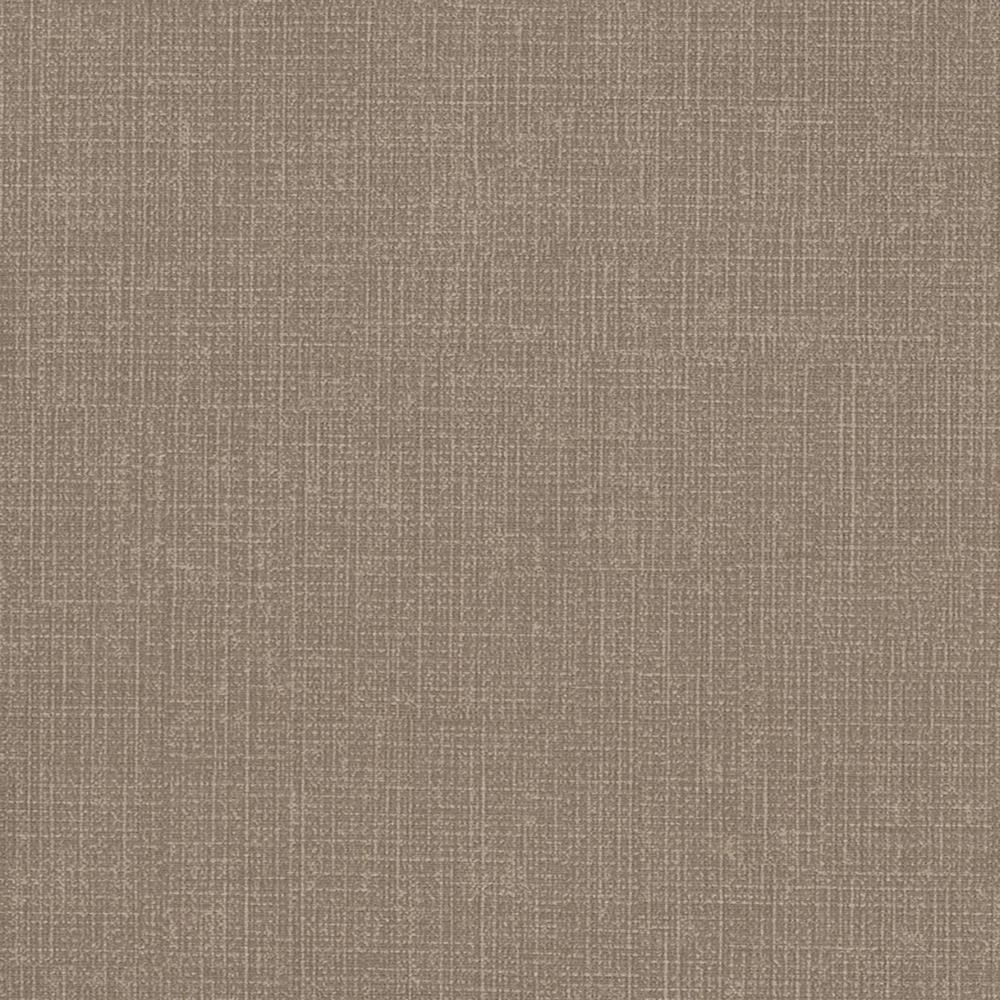 Warner 8 In X 10 In Arya Brown Fabric Texture Wallpaper